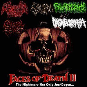 devoured-flesh-squirm-thanatomorphose-cannibal-feast-dysmenorrhea-faces-of-death-ii-cover